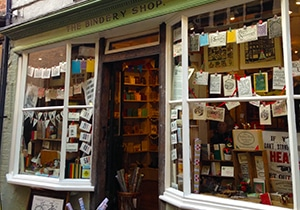 The Bindery Shop, Ludlow