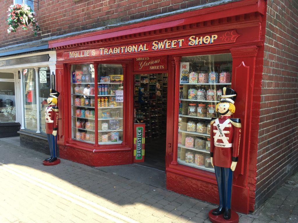 Ludlow Sweet Shop
