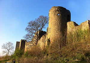 Holiday Cottages Shropshire - Ludlow Castle