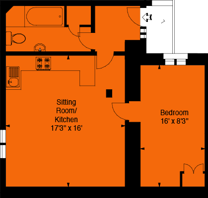Homesick floorpan