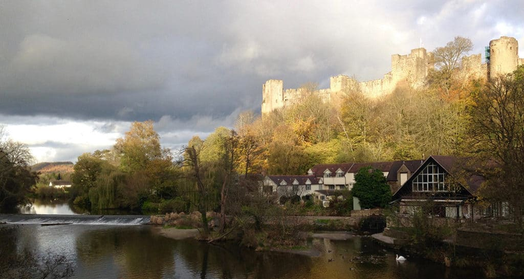 Holiday Cottages Shropshire - Ludlow Castle