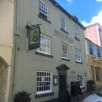 Blue Boar Pub Ludlow
