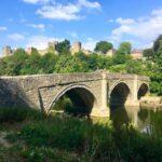 Dinham Bridge Ludlow