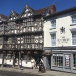 Feathers hotel Ludlow