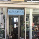 Simpsons Gift Shop Bishops Castle
